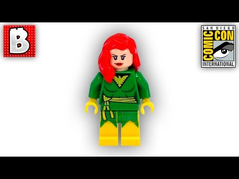 Lego The Phoenix San Diego Comic Con Exclusive Minifigure!!!