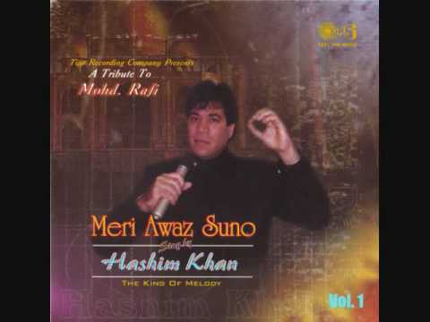 itna to yaad hai mujeh      by hashim khan.wmv
