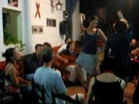 Flamenco Sanlucar July 2006 Gerardo Nunez Carmen Cortes 2
