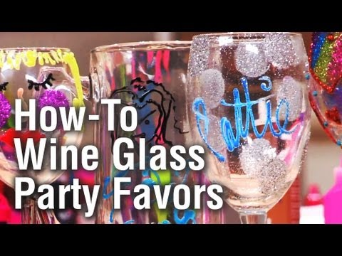 Diy Personalized Wine Glasses Personalized Wine Glass
