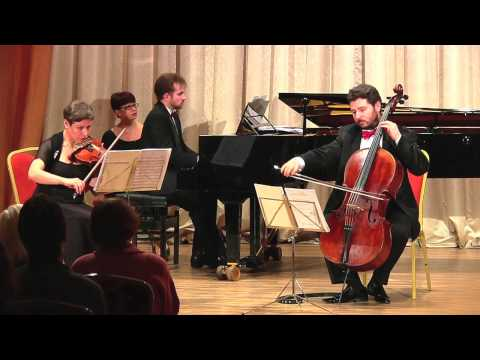 Феликс Мендельсон - Andante cantabile e Presto agitato (си мажор)