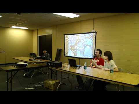 Too Many Games 2012 Day 2 - DarksydePhil Panel pt1