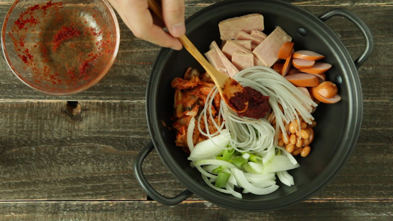 Korean Dog Food Korean Food Spicy Sausage