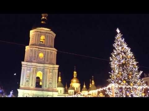 Neujahrsfeiertage in Kiew | Sophienplatz