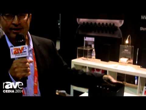 CEDIA 2014: Mass Fidelity Presents the Core Wireless Speaker System
