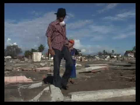 Global Relief & Tsunami in Aceh (Afrikaanse teks)