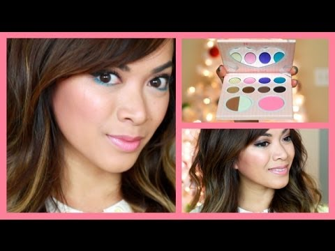 ThatsHeart Eyeshadow and Blush Palette Makeup Look! - ThatsHeart