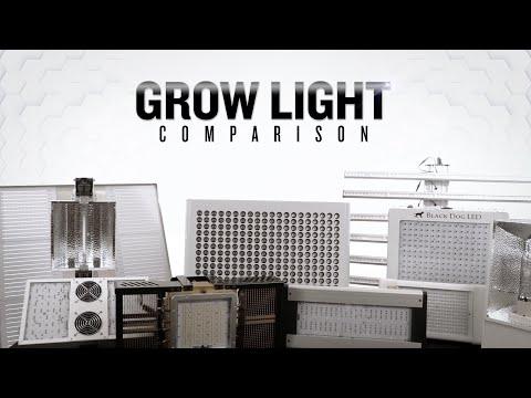 KIND LED Grow Lights Reviews | LED Grow Light Comparison | Kind LED vs. Other Grow Lights