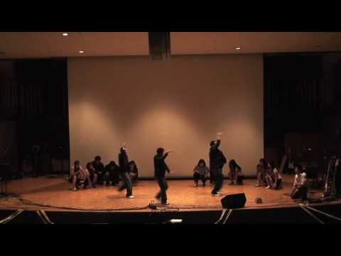 Christian Hip Hop Dance Group: Mustard Seeds J-Gen 2009 The Father's Love