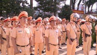 Ngày đầu ra quân tổng kiểm tra phương tiện giao thông ở các địa phương