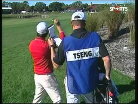 2010 LPGA Tour Championship(Yani Tseng)