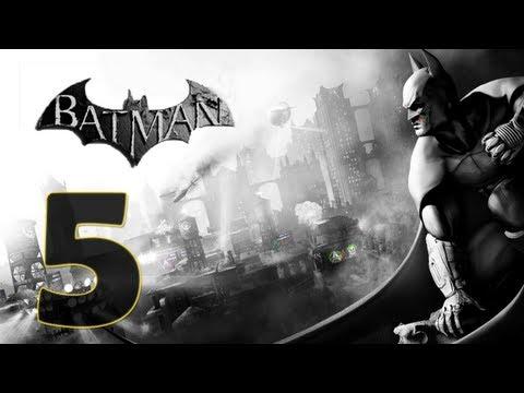 Batman Arkham City: Modo Historia Gameplay - Parte 5 [HD] (X360/PS3/PC)