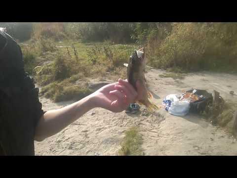ловля парашютом на реке