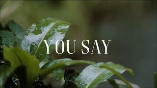 Download Lagu You Say - [Lyric Video] Lauren Daigle Gratis STAFABAND