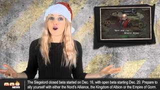 This Week in MMO News w/ Gillyweed - December 20th, 2014