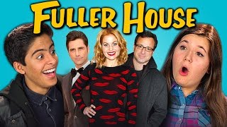 s React to Fuller House