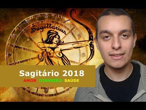 Signo: Sagitário em 2018 AMOR/DINHEIRO/SAÚDE | Previsões #1