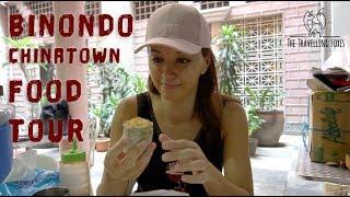 Binondo Chinatown Food Tour (Manila, Philippines) Vlog 31
