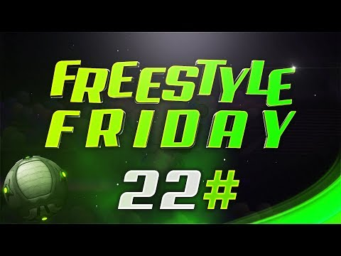 MK´S FREESTYLE FRIDAY #22 | Oops I did it again - Rocket League