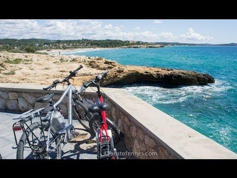 Tarragona en Bicicleta, reflexiones del turismo ecologico - Travel Bloggers Meeting