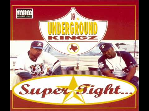 UGK -  Front, Back & Side To Side