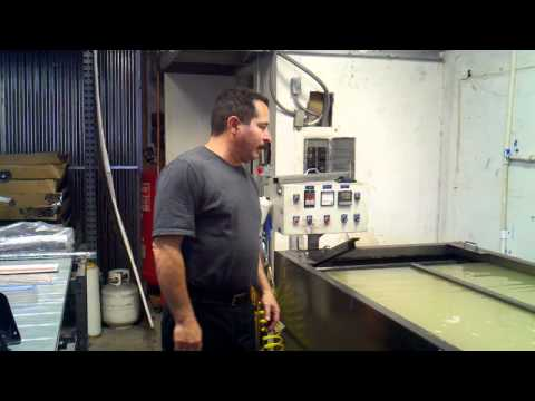 K2 Forums Demonstrates Advanced Dipping