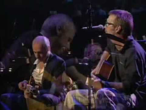 Eric Clapton & Mark Knopfler - LAYLA Music Videos