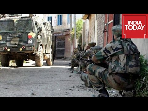 Gunfight Breaks Out In Kashmir's Kupwara