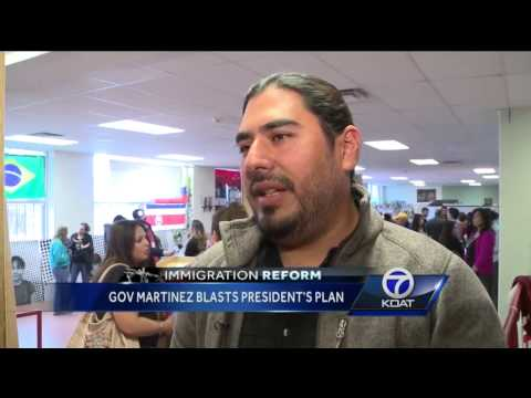 Martinez on Immigration Reform