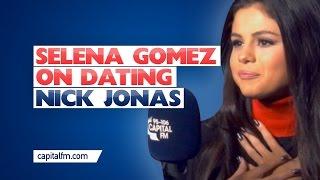 Selena Gomez On Her Romance With Nick Jonas
