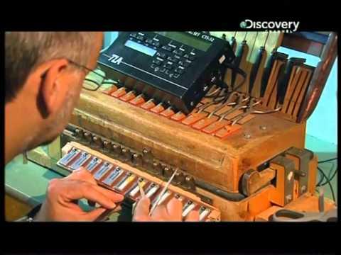 Cómo se fabrica - Acordeón - Discovery Channel España