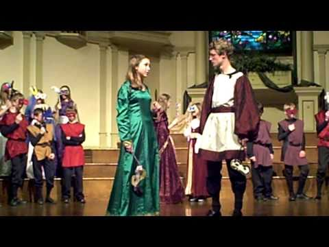Clip 1, Romeo and Juliet, Live Oak Classical School
