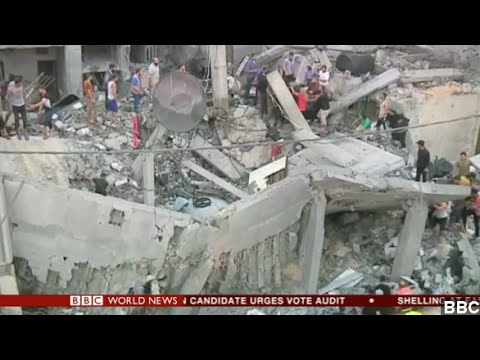 No Plans For Peace In Gaza: Ground Conflict Near?
