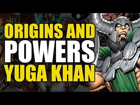 Origins & Powers: Yuga Khan/Darkseid's Father