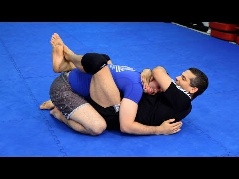 Rat Guard / Rubber Guard Basics | MMA Fighting Techniques Image 1