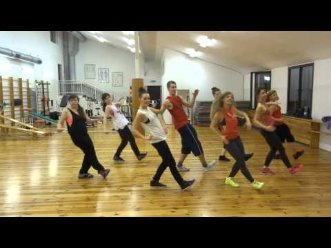 Zumba® Poland - Z-Dance Ania Cegłowska - Toca Toca