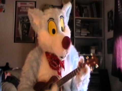 Dave Brockie Experience - I Wanna Be A Squirrel