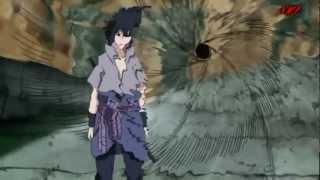 Sasuke vs Danzo AMV Somwhere I Belong (Full fight) [HD]