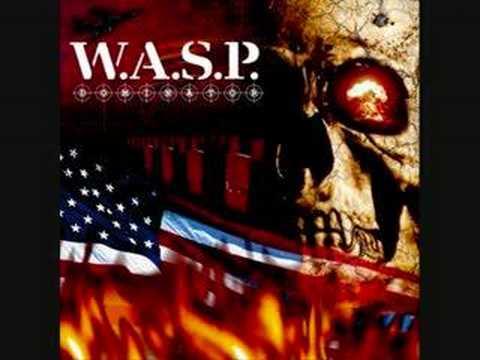 Wasp - The Burning Man