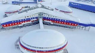 Putin building massive Arctic military base