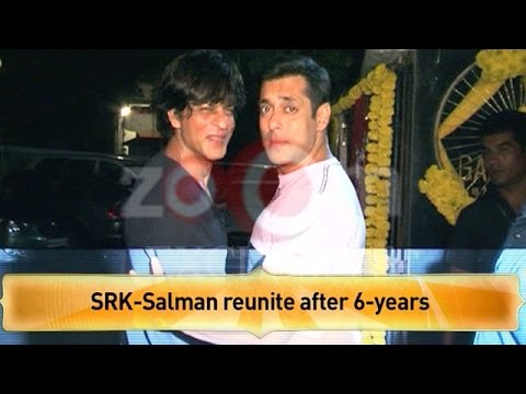 Salman Khan & Shahrukh Khan REUNITE After 6 Years - TOP STORY | Exclusive