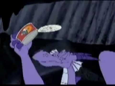 Tom and Jerry Dragon Vore Video