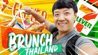 BRUNCH at 7-ELEVEN Thailand