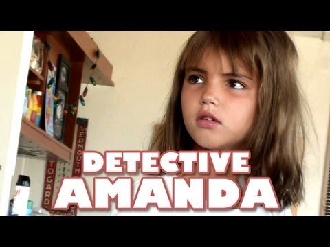 Detective Amanda