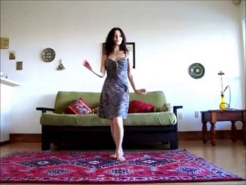 Raghse Irani Iranian Dance With Hot Baby video
