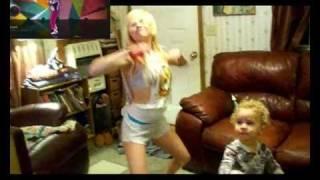 HEY YA! (OutKast)  Just dance 2! Wii