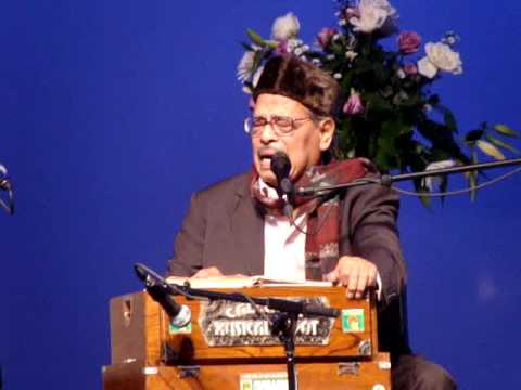 Padmabhushan Manna Dey at Austin: Yaari Hai Imaan Mera Yaar...
