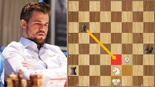 Impossible is Nothing! | Vallejo Pons vs Carlsen || Grenke Chess Classic (2019)