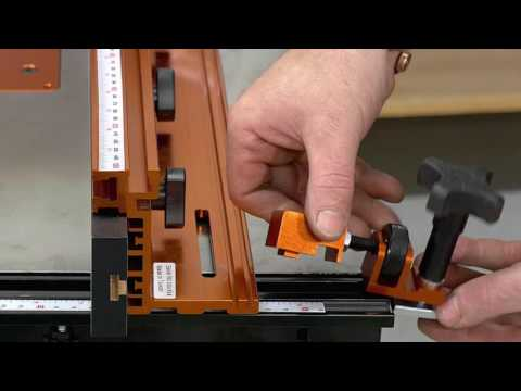 UJK Technology router tables - An overview with Jason Breach