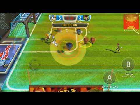 CN Superstar Soccer Android HD GamePlay Trailer